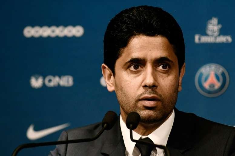 'Qatar Sports Investments' seguirá con su expansión. AFP
