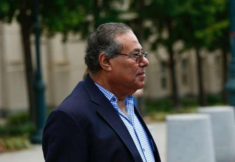 Julio Rocha ha fallecido a los 67 años de edad. AFP/Archivo