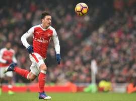 El Arsenal se mide al Sutton en la FA Cup. AFP