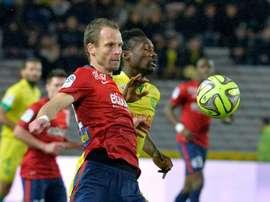 Marseille reçoit Ostende en Europa League. AFP
