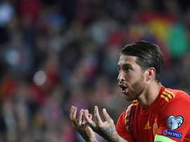 Ramos believes that Enrique's philosophy is marvellous. AFP