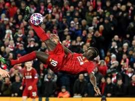Il Liverpool lavora al rinnovo si Mané. AFP