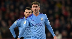 Laporte retrouve le Real Madrid. AFP