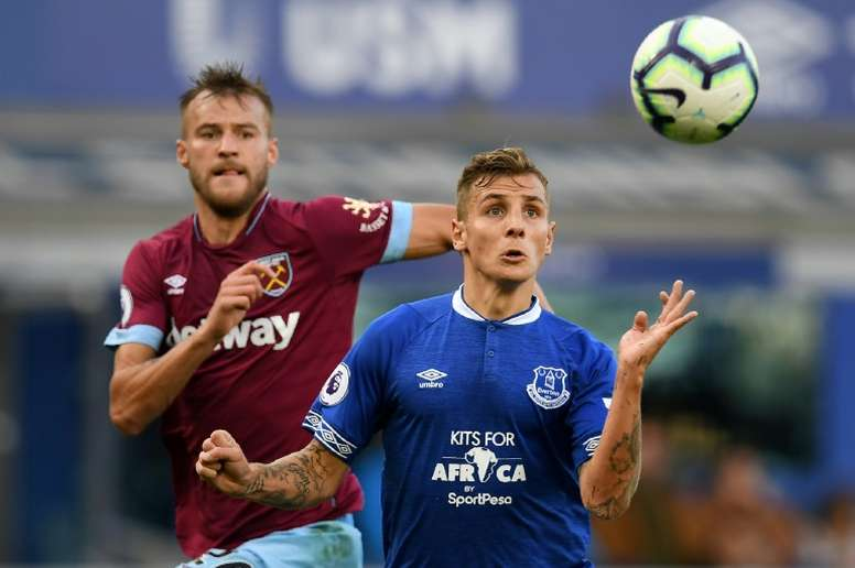Yarmolenko could be out for up to six months. AFP