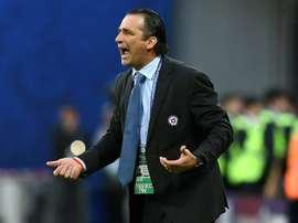 Pizzi prolonge son contrat avec l'Arabie Saoudite. EFE