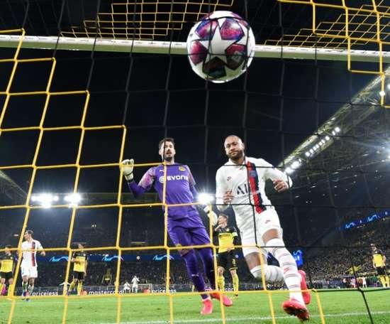 C1: Neymar n'a pas aimé être préservé par le PSG avant Dortmund