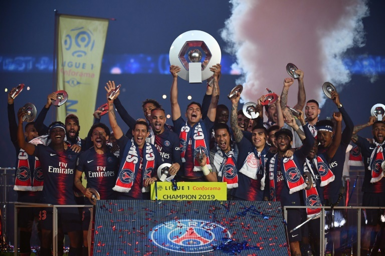 PSG Campeon 2019
