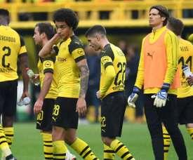Dortmund ne trouve pas la victoire. AFP