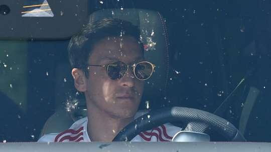 Ozil attendu à Istanbul dimanche pour signer à Fenerbahçe. afp
