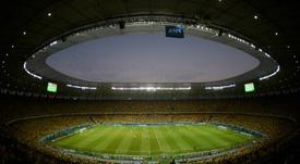 Estádio Castelão, CE. AFP