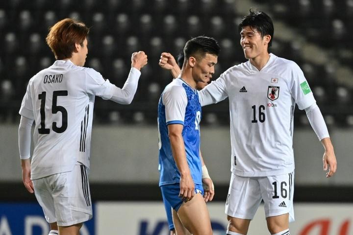 Arsenal et Tottenham se font la guerre pour Tomiyasu. AFP