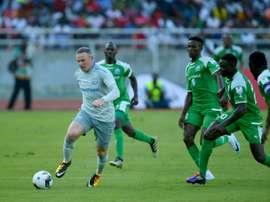 Rooney volvió a marcar. AFP