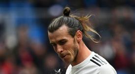 L'agent de Bale évasif sur un échange avec Neymar. AFP
