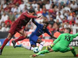Adrian incertain contre Southampton. AFP