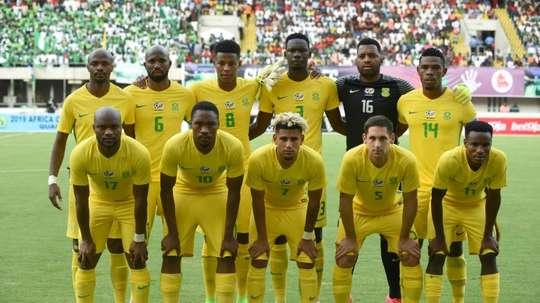 Afrique du Sud se propose. AFP
