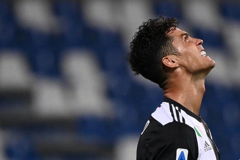 Ronaldo affole les compteurs et se fixe un nouveau but — Juventus Turin