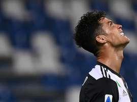 Ronaldo pour créer l'exploit. afp