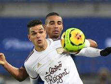 Ben Arfa ne sera pas du voyage à Nice. AFP