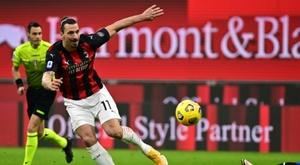 I migliori meme di Milan-Atalanta. AFP