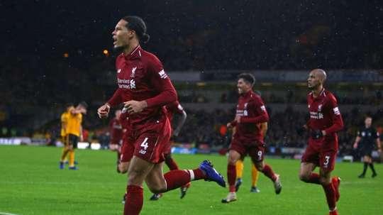 Liverpool fait peur à ses adversaires. AFP