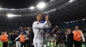 Ronaldo, en terres inexplorées. AFP