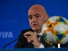 Un procureur suisse chargé de la Fifa présent à une réunion secrète avec Infantino. AFP