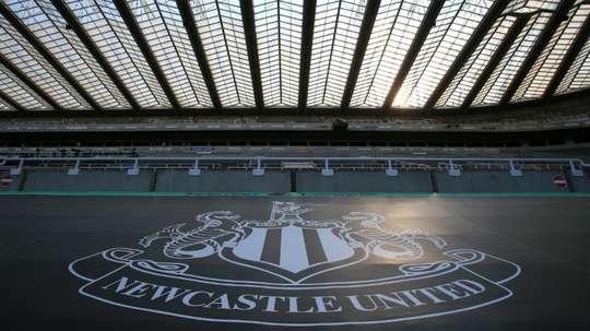 El Newcastle espera a Vilca, actual jugador de Municipal. AFP