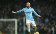 Silva is considered one of City's greatest ever players. AFP