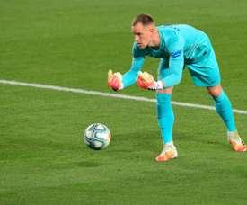 No one has scored against Barca since the La Liga restart. AFP