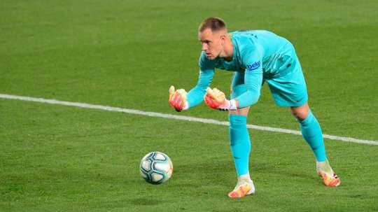 Cinq saisons de plus pour Ter Stegen au Barça ? AFP