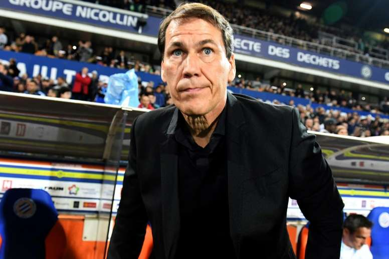 Vèlodrome y la 'traición' de Rudi Garcia. AFP