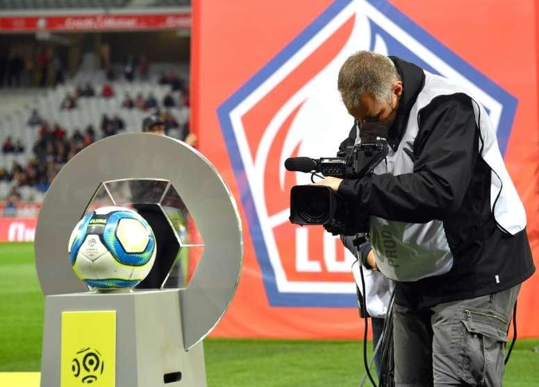 Lille attend l'arrivée de Sven Botman. AFP