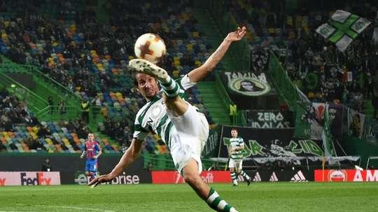 Fabio Coentrao, de retour dans le football ? AFP
