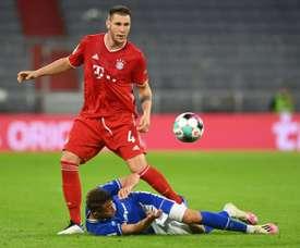 Le Bayern sans Süle ni Tolisso contre Salzbourg, Hernandez incertain. AFP