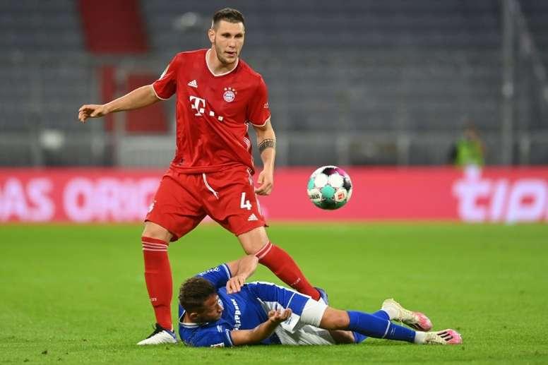 El Bayern quiere clasificarse cuanto antes. AFP