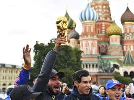 Le Mondial 2018 en bref. AFP