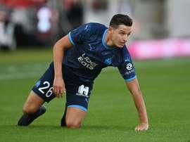 Le match amical OM-Montpellier annulé pour cause de Covid-19. AFP