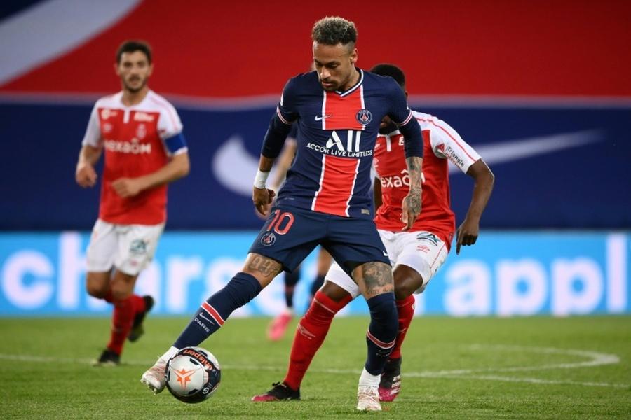 Neymar - XI ideal do PSG