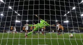 El Shakhtar Donetsk goleó al Basel y se medirá al Inter en las semifinales. AFP