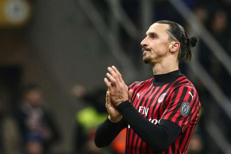 Quem é Scamacca, o possível substituto de Ibra no Milan. AFP