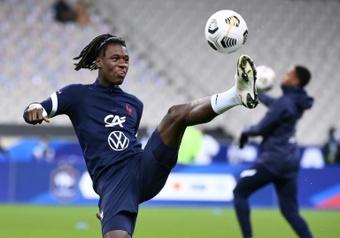 Compos probables: France espoirs - Danemark espoirs. AFP