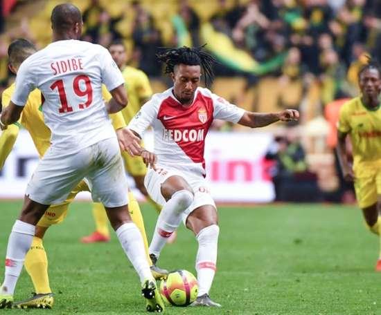 Monaco souhaite garder Gelson. AFP