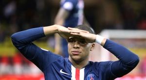 Moreno ne veut plus voir Mbappé. AFP