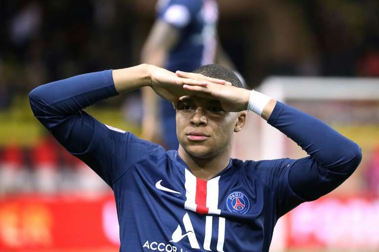 Kylian Mbappe could got an enormous pay rise to keep him at PSG. AFP