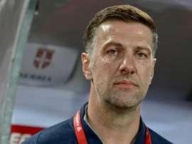 Krstajic quitte la Serbie. AFP