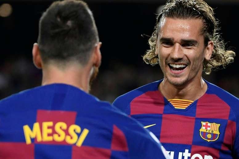 Valverde defendió al francés. AFP