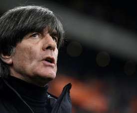 Allemagne-Italie se jouera également à huis clos. AFP
