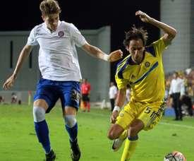 Bordeaux oublie d'inscrire un joueur pour l'Europa League. AFP