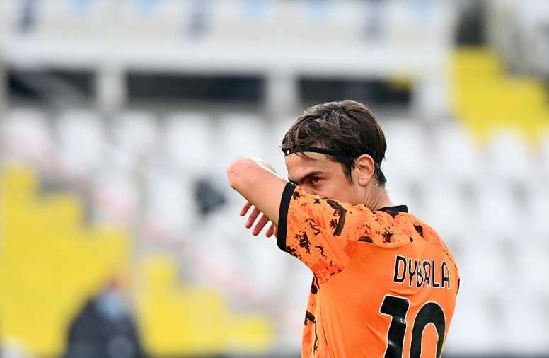 Dybala is renegotiating with Juventus. AFP