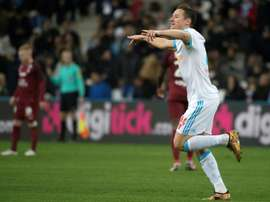 Muitos gols no Velodrome. AFP
